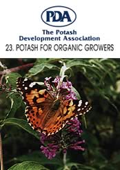 Potash for Organic Growers