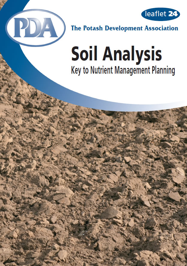 24 soil analysis key to nutrient management planning potash soil analysis key to nutrient management planning potash development association pda pronofoot35fo Gallery